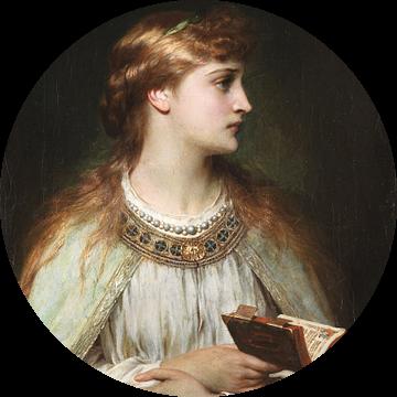 Ophelia, Thomas Francis Dicksee...