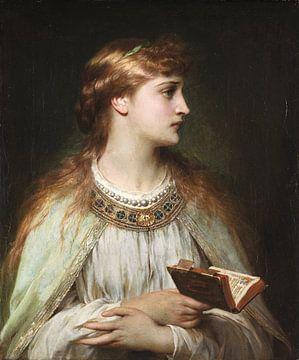 Ophelia, Thomas Francis Dicksee sur