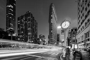 New Yorkse strijkijzer van Kurt Krause