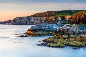 De kust van Ierland