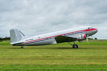Koninklijke DC-3 Dakota 'Prinses Amalia' van Patrick Vercauteren