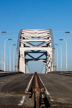 Viaanse Boogbrug | Verlaten Snelweg in Vianen van Merijn van Schaik