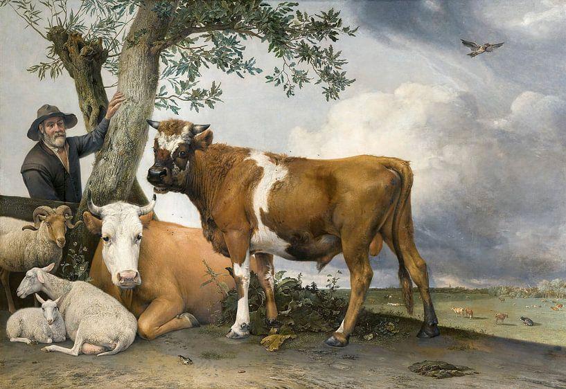 De Stier van Paulus Potter van Schilders Gilde