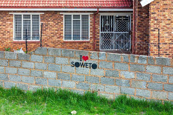 Woning in Soweto