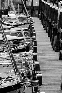 In the Harbour ... van Henriëtte Hoffs