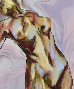 De kracht en schoonheid van de vrouw. von Monique Schilder