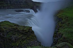 Gullfoss waterval, IJsland