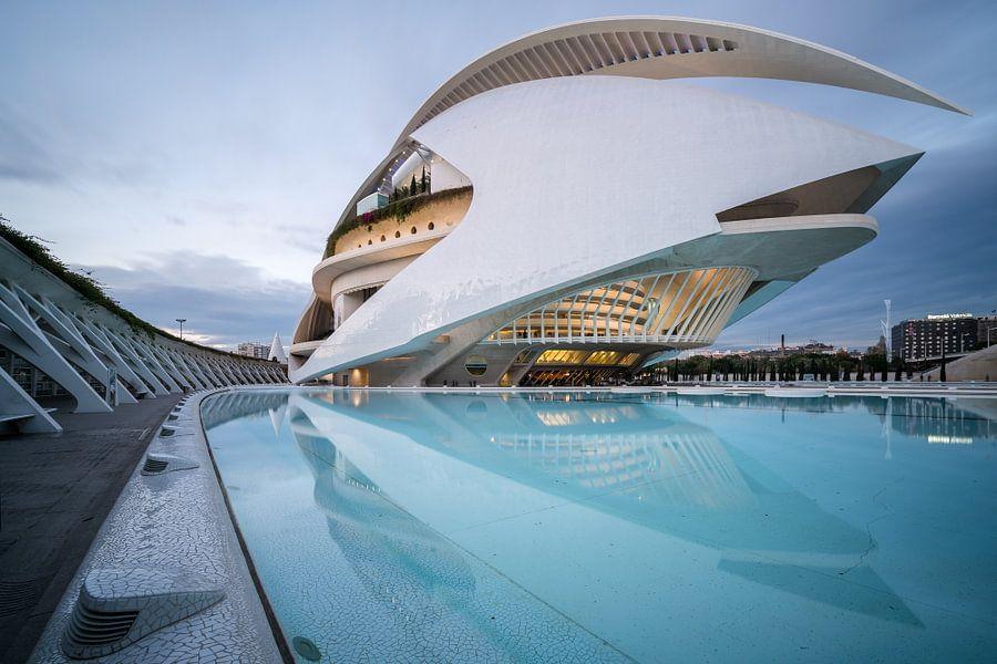 The Opera House van Scott McQuaide