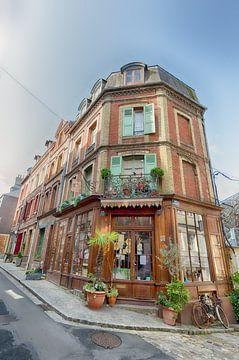 Historisches Eckgebäude von Mark Bolijn