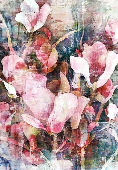 Spring Magnolia van Jacky Gerritsen