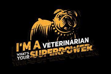 Ich bin Tierarzt, was ist deine Superkraft? von Felix Brönnimann