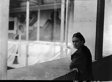 Frida Kahlo, ca.1932 van Bridgeman Images