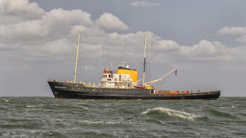 Zeesleepboot m.s. Holland van Roel Ovinge