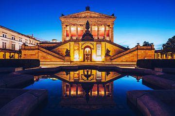 Berlin – Alte Nationalgalerie van