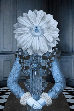 The Lady of Blue Castle van Marja van den Hurk