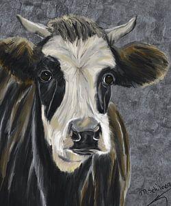 De koe van Monique Schilder