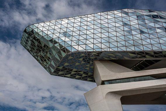 harbor house of antwerp van Koen Ceusters