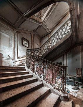 Treppenhaus von Olivier Van Cauwelaert