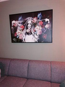 Kundenfoto: Großer Tag des Haares von Joke Vermeer