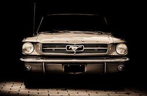 Ford Mustang van marco de Jonge