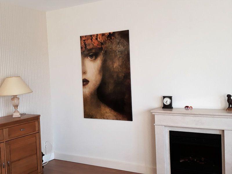 Photo de nos clients: Toujours une femme sur Marja van den Hurk