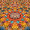 Mandala Perspectief 3 van Marion Tenbergen thumbnail