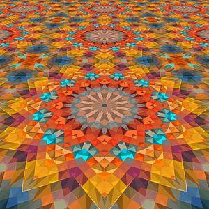 Mandala Perspectief 3 van