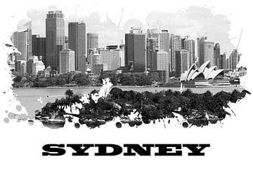 Sydney van Printed Artings