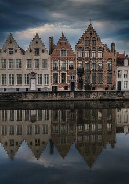 Middeleeuws Spiegelbeeld van Joris Pannemans - Loris Photography