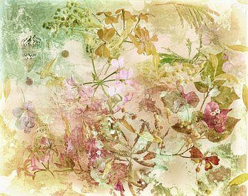 Malerische Blumen von Saskia Dingemans