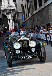 Mille Miglia 2015 Brescia van