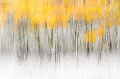 Abstrakter Herbst