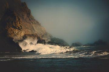 Brandung am Pfeiffer Beach von Pascal Deckarm