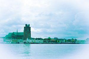 Dordrecht - in groen tinten van Ineke Duijzer