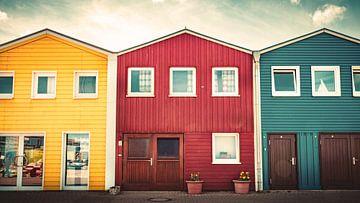 Nordische Häuser von Jens Sessler