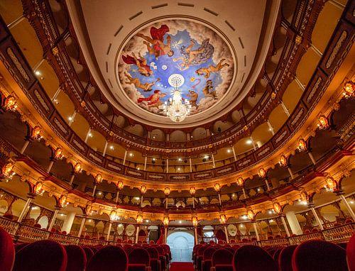 Teatro Heredia van