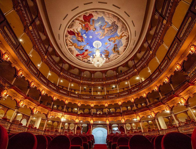 Teatro Heredia van Ronne Vinkx