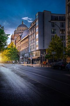 Berlin Monbijouplatz von Iman Azizi