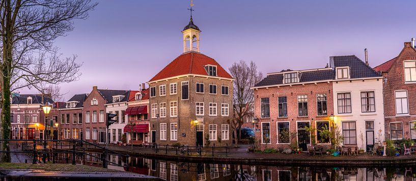 Schiedam; Zakkendragershuisje van Dogac Akdag
