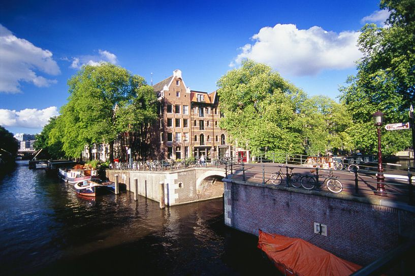 Amsterdam 18 van Hervé Pulluard