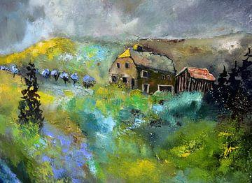 Haus in den Ardennen von pol ledent