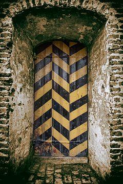 Tür zur Vergangenheit von Jan van der Knaap