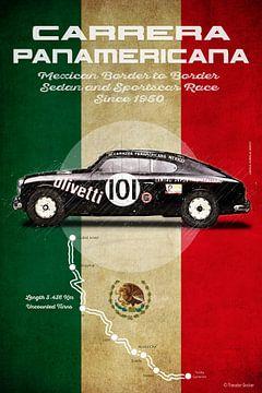 Carrera Panamericana Vintage L van Theodor Decker
