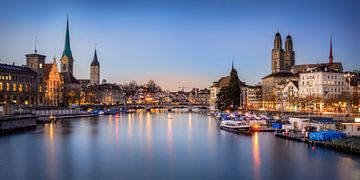 Zürich sur Severin Pomsel