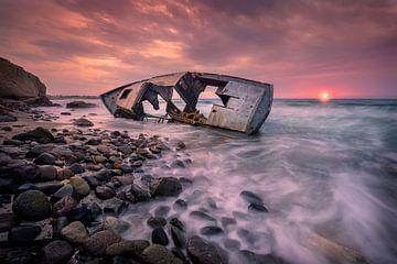 De scheepswrak van Kos Island