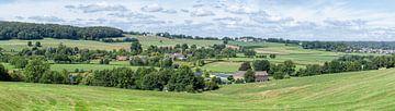 Panorama der südlimburgischen Landschaft bei Epen von John Kreukniet