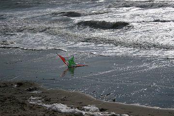 Vlieger in het water sur Toekie -Art
