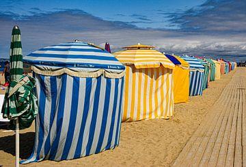 Strandtenten von Martine Moens