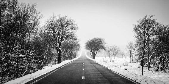 De weg naar nergens heen van Nando Harmsen