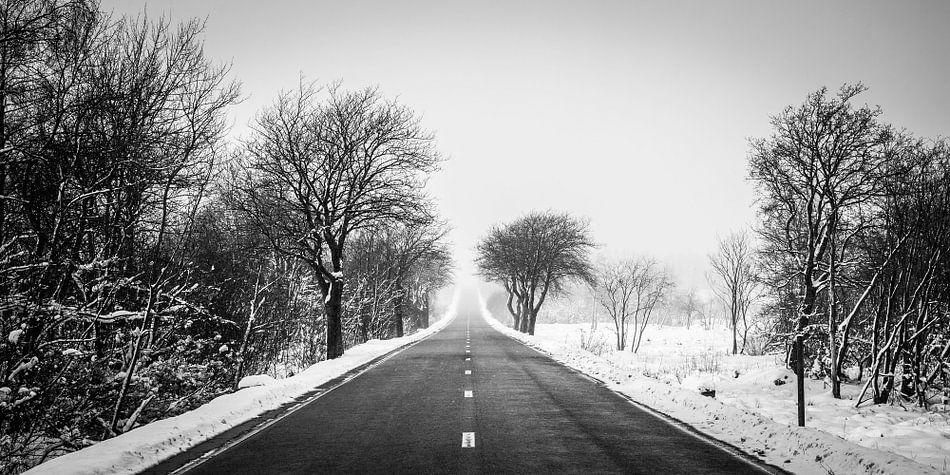De weg naar nergens heen